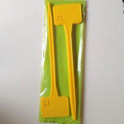 Grandes étiquettes plastiques (Lot de 5) par Semences du Puy